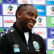 Amazulu coach Benni McCarthy named coach of the month for January and February