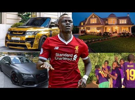 Biography: Sadio Mane net worth and salary been revealed, age, career