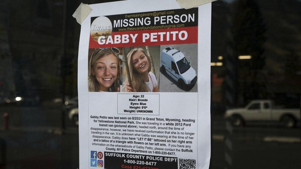 Gabby Petito: Haftbefehl gegen Freund erlassen