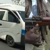 Pandemonium as Gunmen abduct 2 travellers in Osun state for the second time