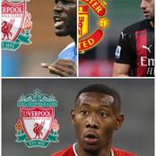 TRANSFER GOSSIPS : Liverpool To Move For Either Alaba or Koulibaly and United Linked with Canhanoglu