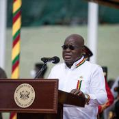 Akufo Addo's 64th Independence Day Message To Ghanaians; Speaks Massive Reactions