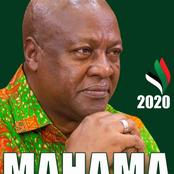The real meaning of NDC'S number 2 position on the ballot has finally been revealed by the party.
