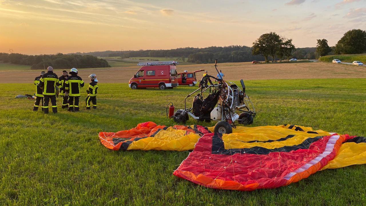 Abbévillers : un ULM fait un tonneau et s'écrase au décollage