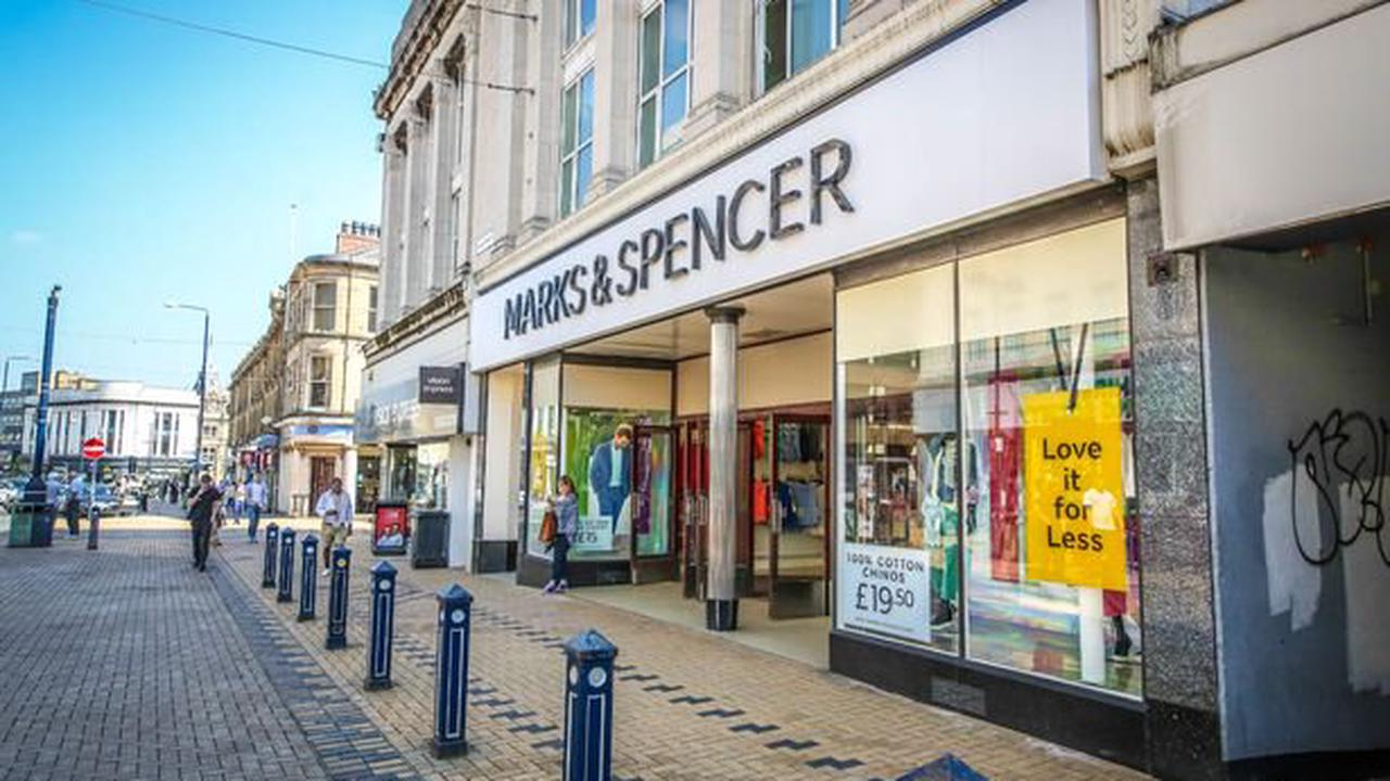 M&S announce six major changes to stores