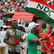 Stay Calm. NDC Sends Message To Their Supporters Ahead Of Supreme Court's Verdict