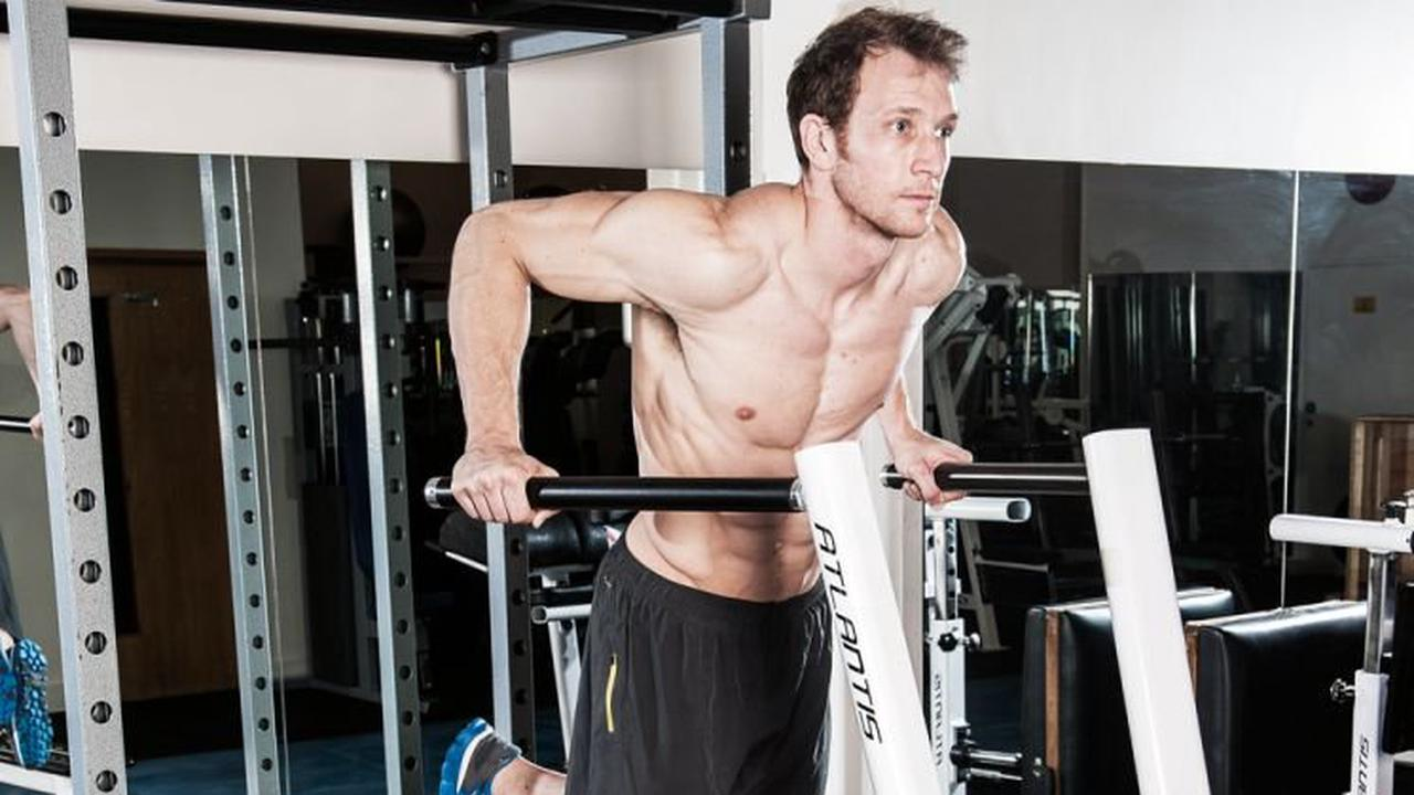 Fill Your Sleeves With This Tri-Set Arms Workout