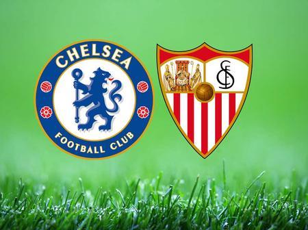 Chelsea vs. Sevilla - team news and lineups