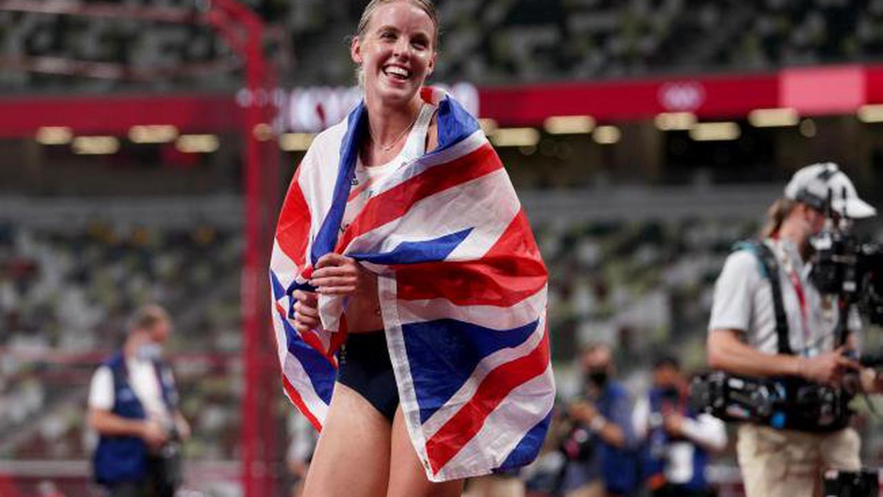 Today at the Games: Keely Hodgkinson 800m silver follows sailing double gold