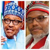 Today's Headlines: Adamu Garba Talks Tough, Compares Nnamdi Kanu To Shekau, GEJ Advices Buhari
