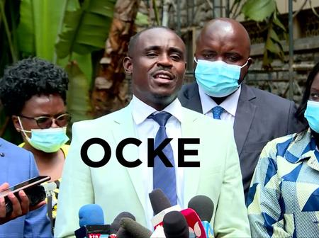 (Video) Drama As ODM And ANC MPs Clash Over BBI Outside Parliament Building