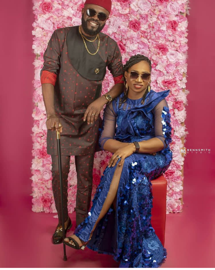 Check out 15 photos of Chief Imo and his wife they celebrate their 10th wedding anniversary 23