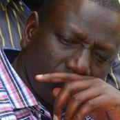 Bomet County: Dp Ruto Suffers A Blow As His Key Ally Ditches Him For Gideon Moi