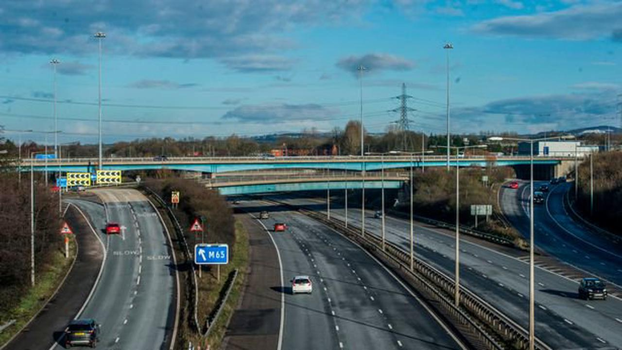 Taxi driver dumps couple on hard shoulder of M6 'for no reason'