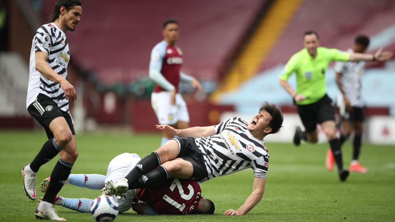The latest Maguire injury news after United's attacking assets prosper at Villa Park