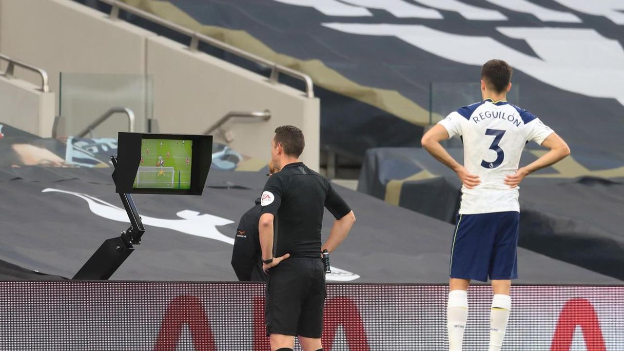 Football news - Premier League review system VAR to use 'thicker lines'
