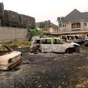 Police Station Attack: Abia Government To Pay 1 Million To Anyone With Information on the Hoodlums