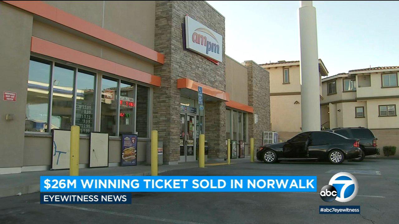 $26 million SuperLotto Plus ticket sold in Norwalk remains unclaimed, set to expire May 13