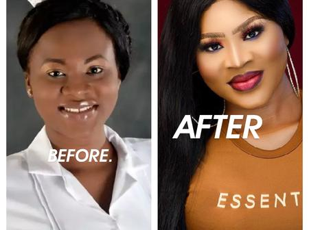 Checkout How Nurse Titi In 'Clinic Matters' Looks Now: (See Photos)