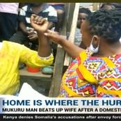 A woman Receives Serious Beatings Because Of ksh.100
