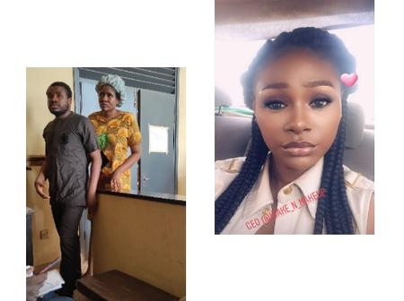 Stop Being A Jealous lover, Learn From What Will Happen To These Siblings For Killing A Lady