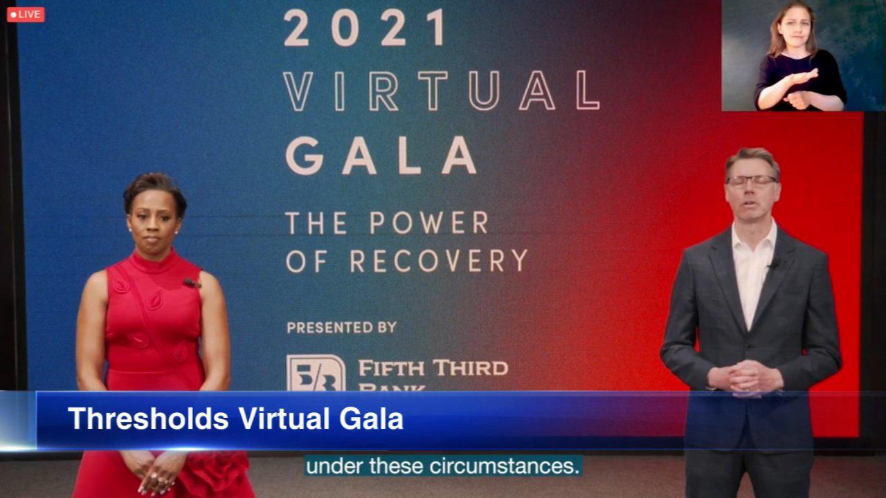 Thresholds holds virtual gala; Cheryl Burton, Jane Pauley discuss mental illness