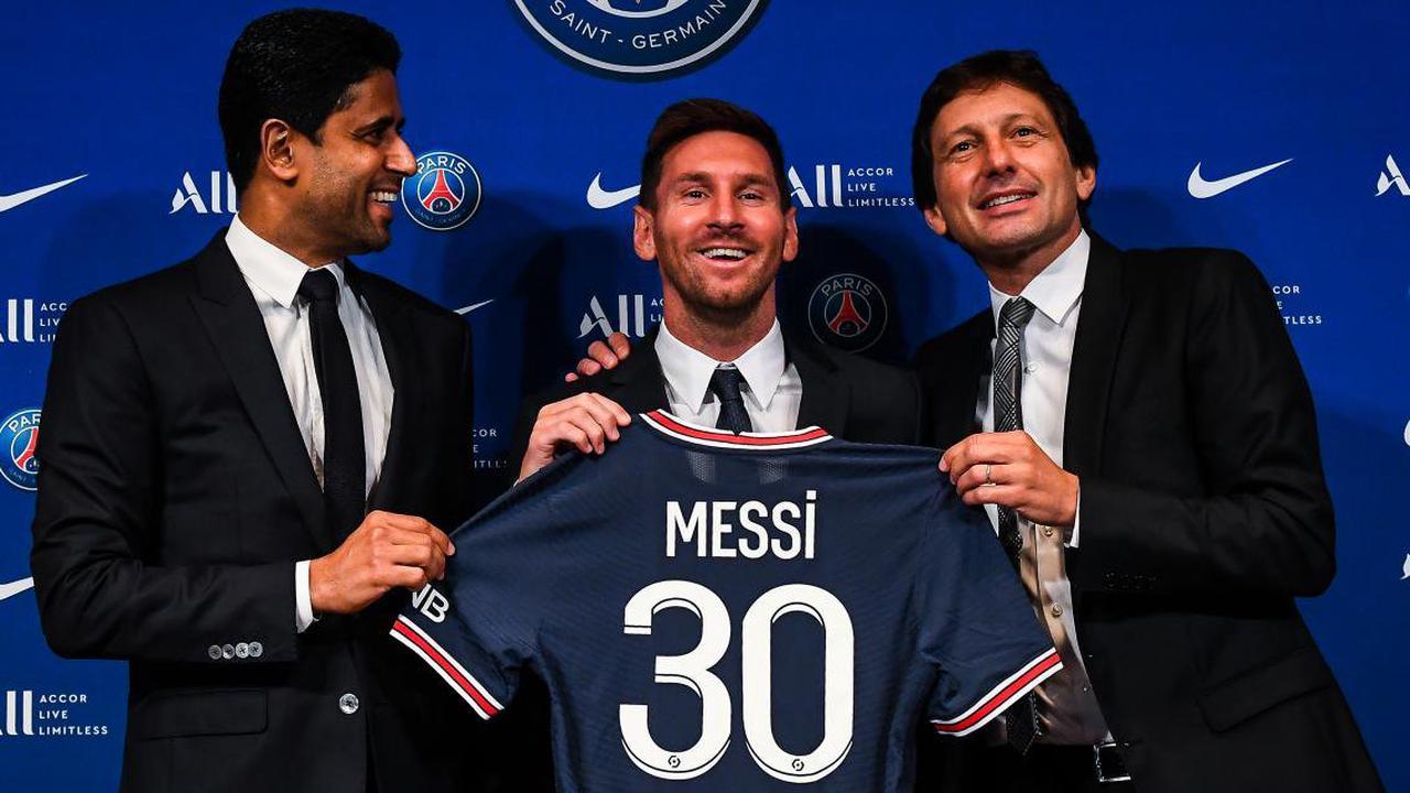 PSG : Leonardo dément pour le salaire de Messi et dézingue l'Equipe !