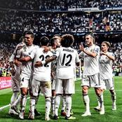 Real Madrid make impeccable European record