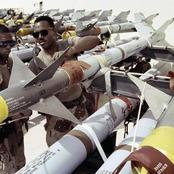 A look at 50 dangerous weapons owned by Saudi Arabia, Isreal and Russia (Photos