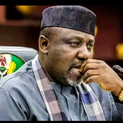 Rochas Okorocha Meets Up Bail Condition, Released By EFCC