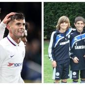 See Academy Picture Of Both Christian Pulisic and Mason Mount in 2010