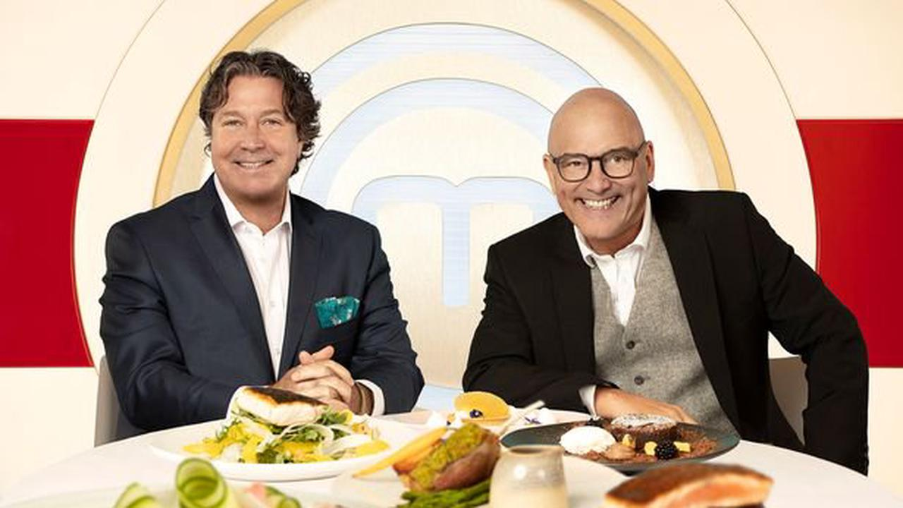MasterChef 2021 finalists Mike, Tom and Alexina pull out all the stops for crown