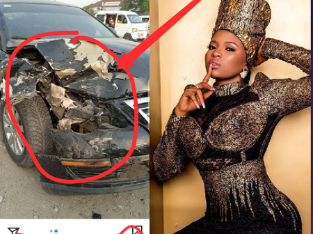 Meet The Reality Star, Cindy Okafor Who Came Out Of This Car Alive On Her 25th Birthday