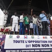 Arrêtés dans le cadre de la désobéissance civile, 4 jeunes de l'opposition libérés