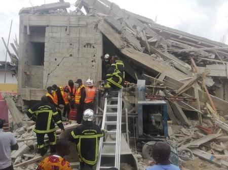 Effondrement d'immeubles : le gouvernement prend d'importantes décisions