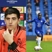 Courtois Reveals Why He is Dissapointed to Play Against Chelsea at Stamford Bridge