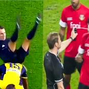 Checkout 46 Photos Of Weirdest And Funny Referee Moments.