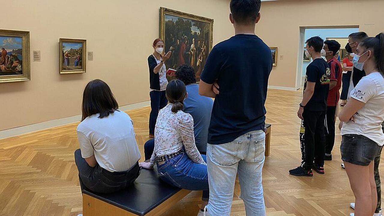 Kostenlose Museumsbesuche für Grund- und weiterführende Schulen