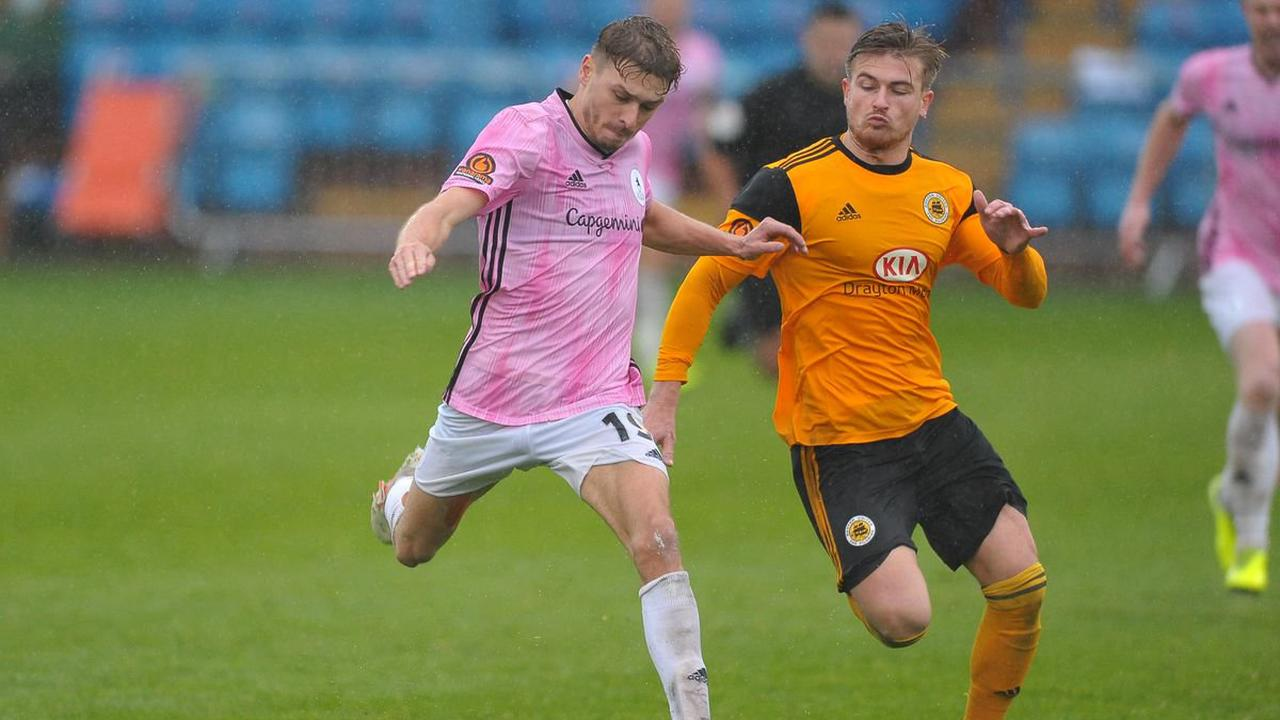 Henry Cowans exits AFC Telford after an injury-hit spell