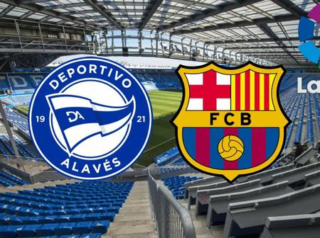 Barcelona, Alaves Possible Lineups