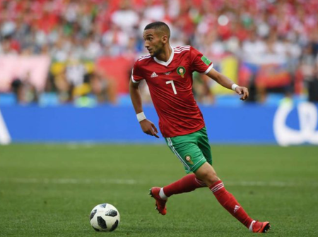 Chelsea Fans Eulogise Hakim Ziyech On His Recent Performances