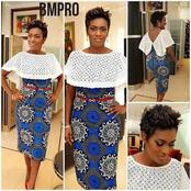 Have you tried out this Ankara dress designs, they will give you a spectacular look