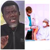 After President Buhari Took The Vaccine, See How Reno Reacted To The Billions For Transporting it.