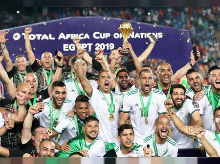 2021 AFCON Qualification: Teams that have qualified so far.