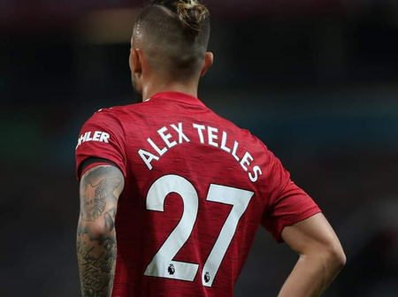 What Was It Like To See Alex Telles Starting His First Premier League Game?