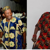 Nollywood veteran actor, Chiwetalu Agu celebrates 65th birthday