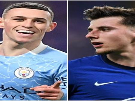 Never Compare Mason Mount With Phil Foden, See Their Stats This Season