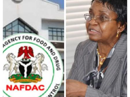 NAFDAC Places Nigerians On Alert Concerning Hand Sanitizers Placed On US Watch List