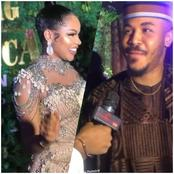 "Photos of Nengi and Ozo at the red carpet of ""Coming to America"" movie premiere"