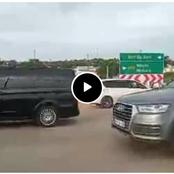 See This Trending Video Of Jacob Zuma in Eswatini